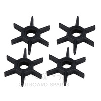 Mercury Mariner 6-15hp Impeller x 4 (OSI4203M)