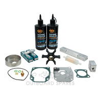 Evinrude Johnson 60-70hp 2 Stroke Service Kit with Anodes & Oils (OSSK12AO)