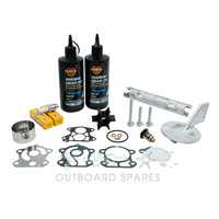 Yamaha 90hp 2 Stroke Service Kit with Anodes & Oils (OSSK18AO)