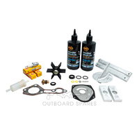 Mercury Mariner 115-125hp 2 Stroke Service Kit with Anodes & Oils (OSSK21AO)