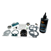 Evinrude Johnson 20-30hp 2 Stroke Service Kit with Oils (OSSK22O)