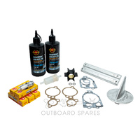 Mercury Mariner 135-175hp 2 Stroke Service Kit with Anodes & Oils (OSSK23AO)