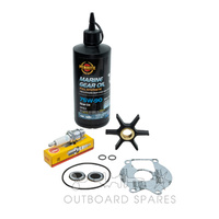 Mercury Mariner 20-25hp 2 Stroke Service Kit with Oils (OSSK24O)