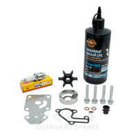 Yamaha 9.9-15hp 2 Stroke Service Kit with Oils (OSSK28O)