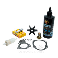 Mercury Mariner 50-60hp 2 Stroke Service Kit with Oils (OSSK32O)