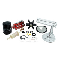 Mercury Mariner 50-60hp 4 Stroke Bigfoot Service Kit with Anodes (OSSK34A)