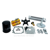 Suzuki DF140Ahp 4 Stroke Service Kit with Anodes (OSSK38A)