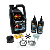 Suzuki DF40-50hp 4 Stroke Service Kit with Oils (OSSK39O)