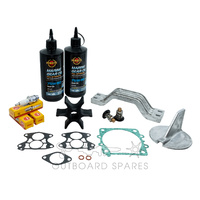 Yamaha 115hp V4 2 Stroke Service Kit with Anodes & Oils (OSSK3AO)