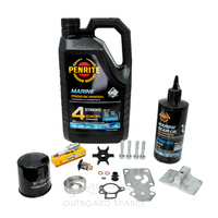 Yamaha 15hp 4 Stroke Service Kit with Anodes & Oils (OSSK40AO)
