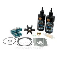 Evinrude Johnson 120-140hp 2 Stroke Service Kit with Oils (OSSK44O)