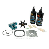 Evinrude Johnson 120-140hp 2 Stroke (S Suffix) Service Kit with Oils (OSSK45O)