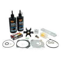 Evinrude E-TEC 75-90hp 2 Stroke Service Kit with Anodes & Oils (OSSK49AO)