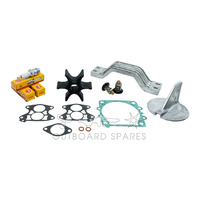 Yamaha 130-140hp V4 2 Stroke Service Kit with Anodes (OSSK4A)