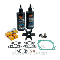 Yamaha 130-140hp V4 2 Stroke Service Kit with Oils (OSSK4O)