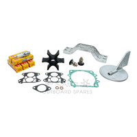Yamaha 150hp V6 2 Stroke Service Kit with Anodes (OSSK5A)