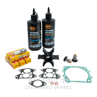 Yamaha 150hp V6 2 Stroke Service Kit with Oils (OSSK5O)