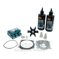 Evinrude Johnson 150-175hp 2 Stroke Service Kit with Oils (OSSK13O)