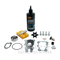 Yamaha 40-50hp 2 Stroke Service Kit with Oils (OSSK14O)