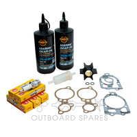 Mercury Mariner 135-175hp 2 Stroke Service Kit with Oils (OSSK23O)
