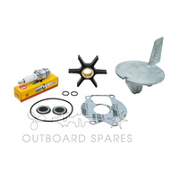 Mercury Mariner 20-25hp 2 Stroke Service Kit with Anodes (OSSK24A)