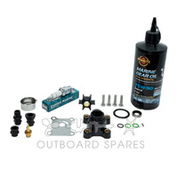 Evinrude Johnson 9.9-15hp 2 Stroke Service Kit with Oils (OSSK25O)