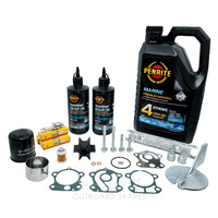 Yamaha F80-100hp 4 Stroke Service Kit with Anodes & Oils (OSSK36AO)