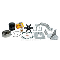 Yamaha F115hp 4 Stroke Service Kit with Anodes (OSSK37A)