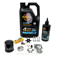 Yamaha 15hp 4 Stroke Service Kit with Oils (OSSK40O)