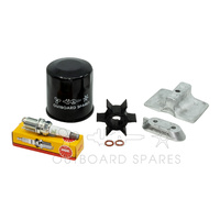 Yamaha 25hp 4 Stroke Service Kit with Anodes (OSSK41A)