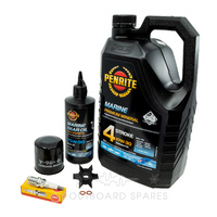 Yamaha 25hp 4 Stroke Service Kit with Oils (OSSK41O)