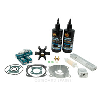 Evinrude Johnson 120-140hp 2 Stroke (F Suffix) Service Kit with Anodes & Oils (OSSK46AO)