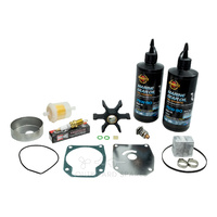 Evinrude E-TEC 40-60hp 2 Stroke Service Kit with Anodes & Oils (OSSK50AO)