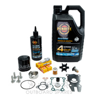 Yamaha 60hp 4 Stroke Service Kit with Oils (OSSK8O)