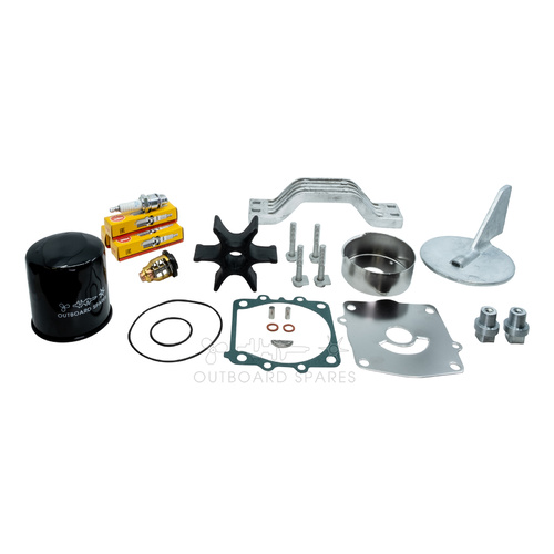 Yamaha F150hp 4 Stroke Service Kit with Anodes (OSSK35A)