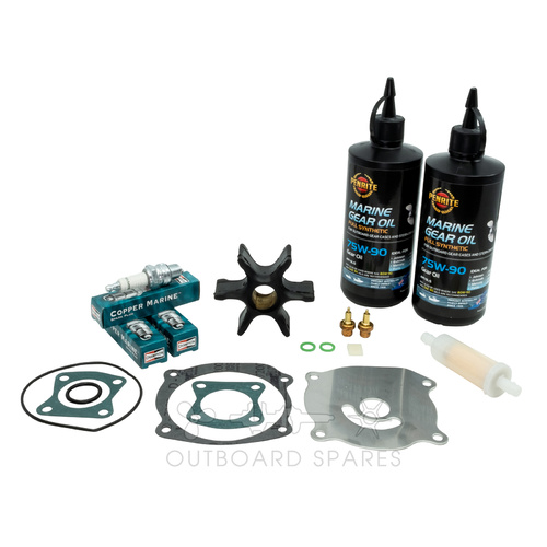 Evinrude Johnson 130-135hp 2 Stroke Service Kit with Oils (OSSK47O)